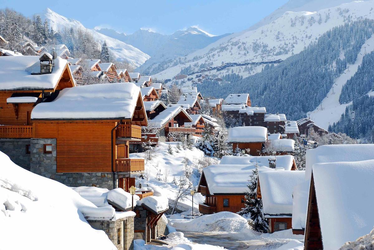 Le top 5 des stations de ski pour cet hiver